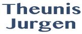 Logo Theunis Jurgen