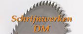 Logo Schrijnwerken DM