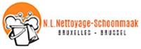 Logo N.L.Nettoyage-Schoonmaak