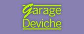 Logo Garage Deviche