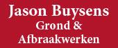Logo Jason Buysens Grond & Afbraakwerken