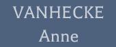 Logo Vanhecke Anne