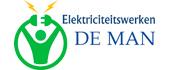 Logo Elektriciteitswerken De Man