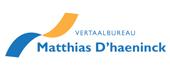 Logo D'haeninck Matthias