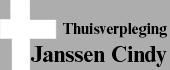 Logo Janssen Cindy Thuisverpleging