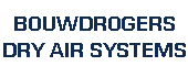 Logo Bouwdrogers Dry Air Systems