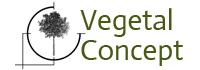 Logo Vegetal Concept