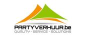 Logo Partyverhuur