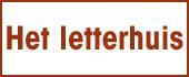 Logo Groepspraktijk voor kinderen Het Letterhuis