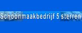 Logo Schoonmaakbedrijf Vijfsterren