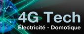 Logo 4 G Tech - Grandgagnage Benoît