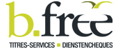 Logo B.FREE titres-services