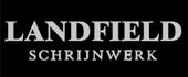 Logo Schrijnwerker Landfield