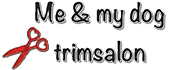 Logo Trimsalon Me & My Dog