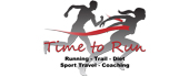 Logo Time to Run
