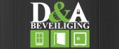 Logo D & A Beveiliging