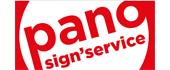 Logo Pano Sign' Service