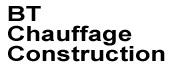 Logo BT Chauffage - Construction