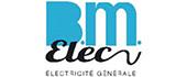 Logo B.M. Elec