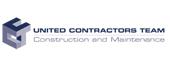 Logo United Contractors Team