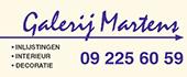 Logo Inlijstingen / Fotomontage Martens