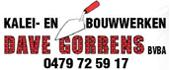 Logo Bouwen en Kaleien Dave Gorrens