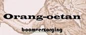 Logo Orang-Oetan Boomverzorging