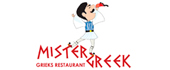 Logo Mister Greek