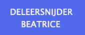 Logo Deleersnijder Béatrice