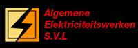 Logo Algemene Elektriciteitswerk. S.V.L.