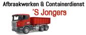 Logo Afbraakwerken en Containerdienst 'S Jongers