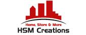 Logo H.S.M. Creations