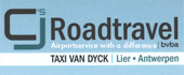 Logo Taxi Van Dijck - CJ Road Travel