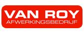 Logo Van Roy Afwerkingsbedrijf
