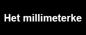 Logo Het millimeterke -  Evrard Patrick