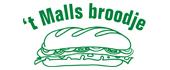 Logo 't Malls Broodje