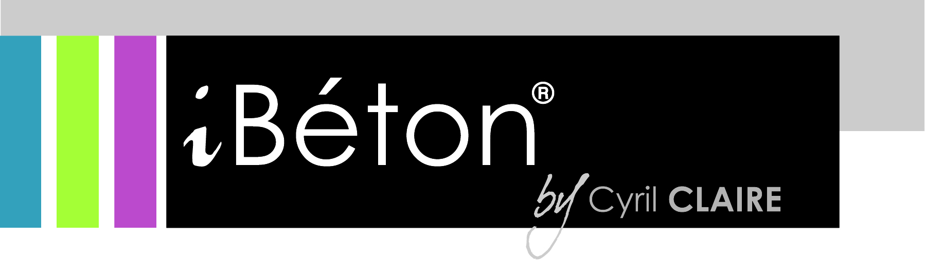 Logo IBETON by Cyril Claire