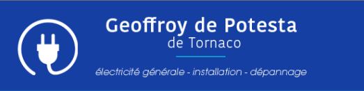 Logo Geoffroy de Potesta de Tornaco