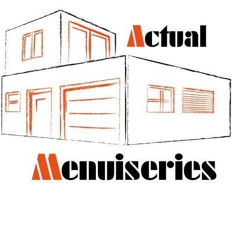 Logo Actual Menuiseries