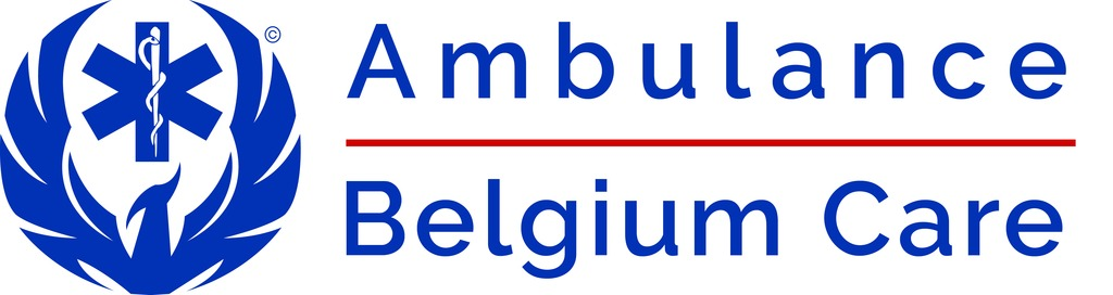 Logo Ambulance Belgium Care
