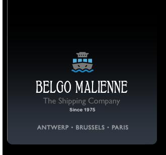 Logo BELGISCH-MALISCHE HANDELSMIJ