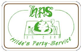 Logo Hilde's Party Service