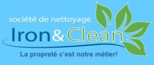 Logo Iron & Clean