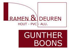 Logo Boons Gunther Timmer- & Schrijnwerkerij