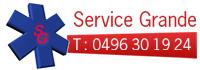 Logo SERVICE GRANDE MAP