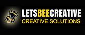 Logo Lets Bee Creative