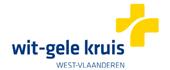 Logo Wit-Gele Kruis West-Vlaanderen