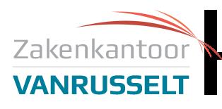 Logo Record Bank - Vanrusselt Zakenkantoor