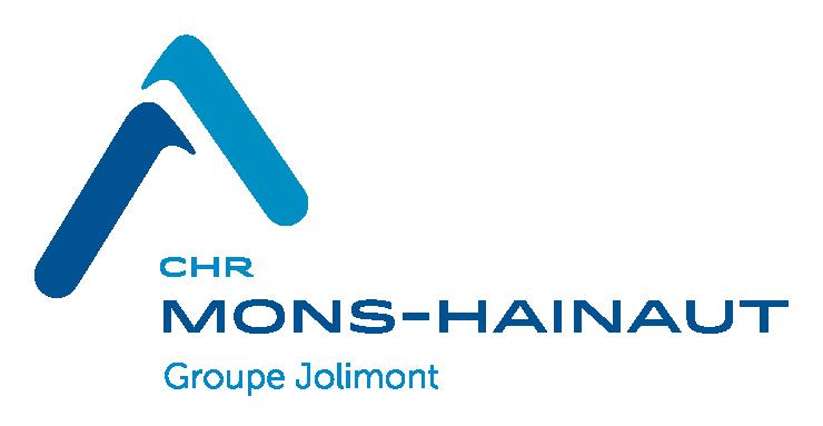 Logo CHR Mons-Hainaut – Site Saint-Joseph