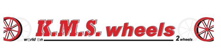 Logo K.M.S. wheels
